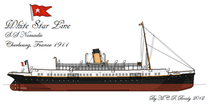 S.S Nomadic Profile. by alotef