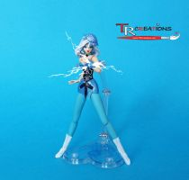 Sailor Moon  Custom Viluy S.H. Figuarts by zelu1984