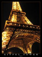 Eiffel Tower by elginx