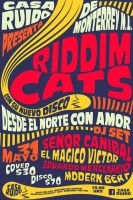 Riddim Cats. Puebla -Mexico by Acheu