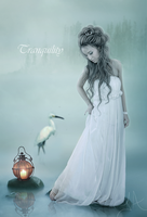 Tranquility by EnchantedWhispersArt