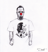 Red Nose by DanteTheHope