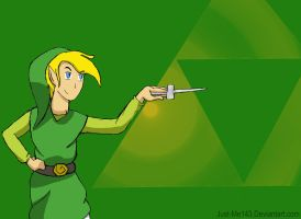 Link :D by Just-Me143