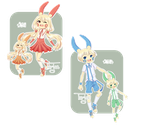 [OPEN] Auction: Pokejinkas 2 by ToJee-Adopts