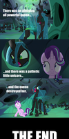 Sometimes an Idea Just Pops Into Your Head III by Pony4Koma