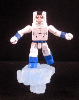 1st Appearance Blizzard Custom Minimate by luke314pi