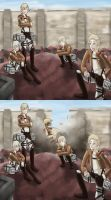 Attack on Nordics by HetaGarnet