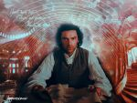 Ross Poldark blend 02 by HappinessIsMusic