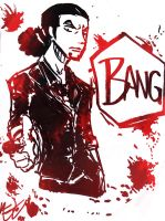 BANG by pirateneko