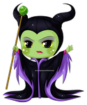 Maleficent by RingoYan