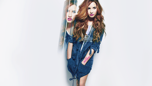 Demi Lovato Wallpaper by ieatdemz
