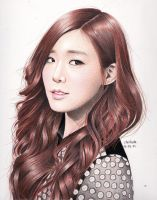 [SNSD] TIFFANY by DENITSED