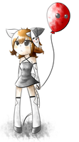 Ariel - Deemo style by Any1995