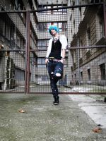 Mikuo - Hey this is my area by LiveDecadence