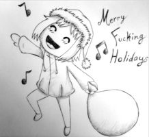 merry fucking holidays by my-darkness
