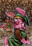 ACEO - Why you always should.. by BloodhoundOmega