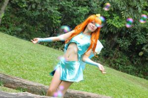 Bloom - The Winx Club - Cosplay by MishiroMirage