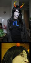 Vriska cosplay progress by Anniina85