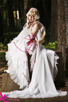 Linamoon as chii by Yunnale