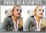 Photoshop Actions  Adjustments by fluorescencia