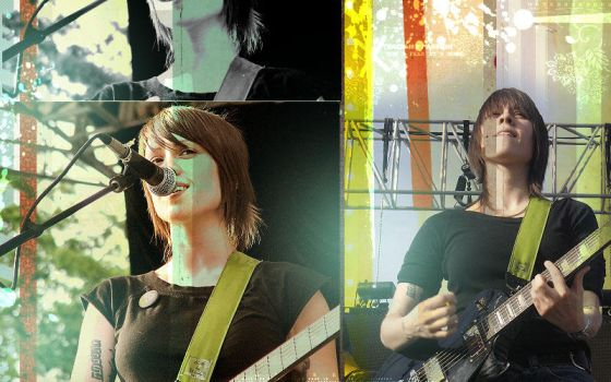 Sara Quin by CecArt