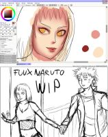FuuXNaruto by alison90