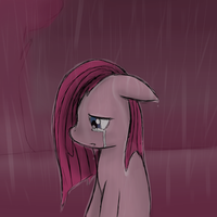 Sad Pinkamena by Partes