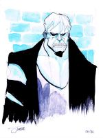 25 Days of DC - Solomon Grundy by JeremyTreece