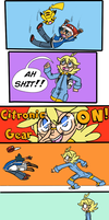 Pokemon XY The Anime Special Preview! by denkimouse