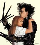 Edward Scissorhands by Saryetta86