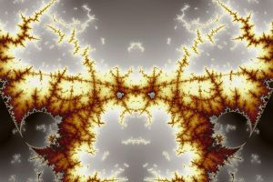 Tangled Mandelbrots by element90