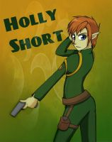 Holly Short by paego