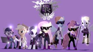 In Saints Row Trick by Andrewnuva199