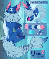 Una Ref by MonsterMeds
