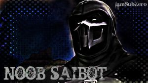 Noob-Saibot Wallpaper by IamSubZero