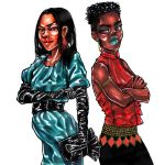 Ladies of style by universal-nifa
