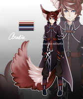 ADOPTABLE AUCTION 22 [CLOSED] by Anadia-Adopts