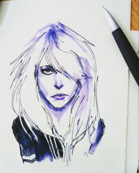 the pretty reckless by HAWFX