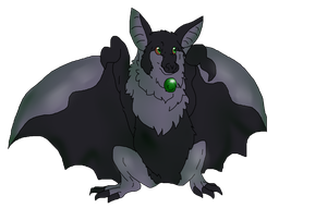 Astrid Concepts Vampire Bat Form by DEAFHPN