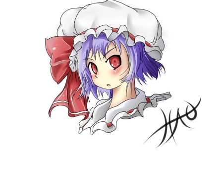 Remilia Scarlet - Touhou Project by Hao-76