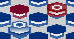 Corporate Buttons Tile Wallpaper by Kna