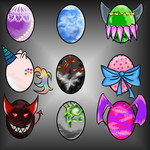 A9: Egg Adopt [ 5 points ] - CLOSED by BeautyAdopts