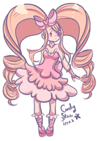 Nui Harime by candystartrees