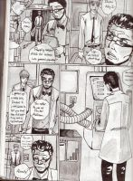 Ghost: page 3 by LoveHateHero21
