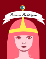 Princess Bubblegum by Kohng
