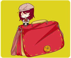 MM: Ruri's Bag by yueppi