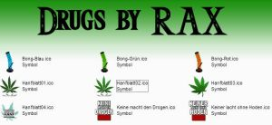 Drugs by rax001