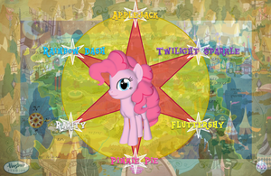 Pinkie Pie's Story by SEGASister