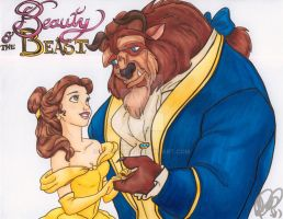 Beauty and Her Beast by Kazekuro