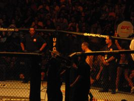 George Sotiropoulos UFC 110 by Shame-On-The-Night